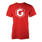 Grian T-Shirt - Red - Kids XL - Red