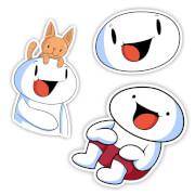 Sticker Pack Series 1