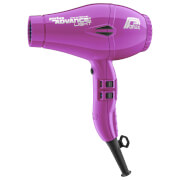 Parlux Advance Light Ceramic Ionic Hair Dryer  Purple