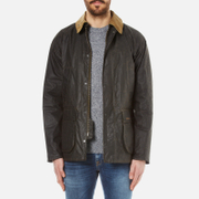 Barbour Mens Truss Wax Jacket  Olive  S