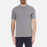 PS by Paul Smith Men's Regular Fit Zebra Polo Shirt - Grey