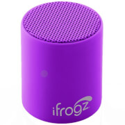 Enceinte Bluetooth iFrogz Code Pop -Raisin