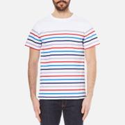 A.P.C. Men's Regular Stripe T-Shirt - Multicolour