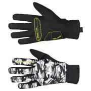 Northwave Power-2 Gel Pad Winter Gloves - Camo Yellow