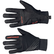 Northwave Power-2 Gel Pad Winter Gloves - Black