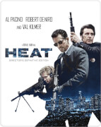 Heat (2-Disc Director's Definitive Edition) - Zavvi UK Exklusive Limitierte Steelbook Edition