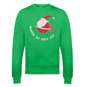 Fat Santa Xmas Sweatshirt