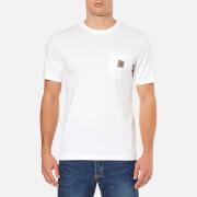 Carhartt Men's Short Sleeve Pocket T-Shirt - White