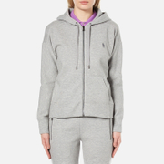 Polo Ralph Lauren Womens Full Zip Hooded Top  Andover Grey  L