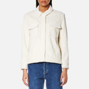 Samsoe & Samsoe Women's Kealey Jacket - Clear Cream