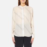 Samsoe & Samsoe Women's Davenport Slit Shirt - Raye