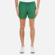 Lacoste Mens Swim Shorts  Green  XL