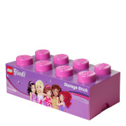 LEGO Friends Storage Brick 8 - Pink