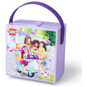 LEGO Lunch Box With Handle   LEGO Friends