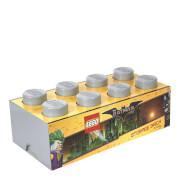 LEGO Batman: Brique de rangement grise 8 tenons