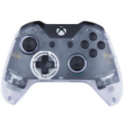Manette Custom Xbox One - Édition Noir Transparent