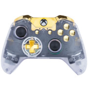 Manette Custom Xbox One - Édition Or Transparent