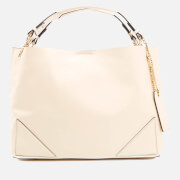 Karl Lagerfeld Women's K/Slouchy Shopper Bag - Creme