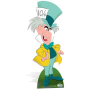 Disney Alice in Wonderland Mad Hatter Life Size Cut Out