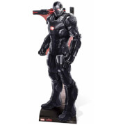 Disney Marvel Captain America: Civil War War Machine Over Size Cut Out