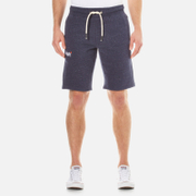 Superdry Men's Orange Label Slim Shorts - Atlantic Navy Grit