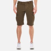 Superdry Men's Core Cargo Lite Shorts - Truest Khaki
