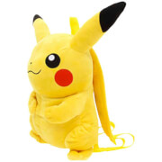 Pokemon Plush Backpack Pikachu