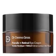 Купить Крем для кожи вокруг глаз с феруловой кислотой и ретинолом Dr Dennis Gross Skincare Ferulic and Retinol Eye Cream 15 мл