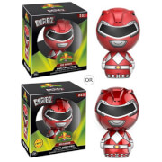 Mighty Morphin\' Power Rangers Red Ranger Dorbz Vinyl Figure