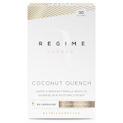 REGIME London Coconut Quench - 30 Capsules