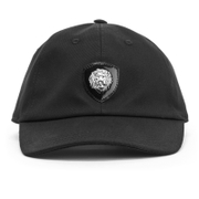 Versus Versace Men's Lion Logo Cap - Black