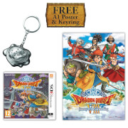 Dragon Quest VIII - Journey of the Cursed King + Fan Pack