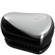 Tangle Teezer Compact Styler Hairbrush - Silver Luxe