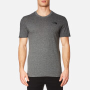 The North Face Men's Simple Dome T-Shirt - TNF Medium Grey