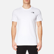 The North Face Men's Red Box Celebration T-Shirt - TNF White