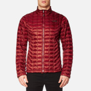 The North Face Men's Thermoball Full Zip Jacket - Cardinal Red