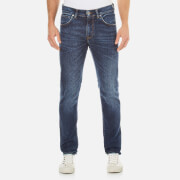 Edwin Men's ED-85 Slim Tapered Drop Crotch Jeans - Contrast Clean Wash