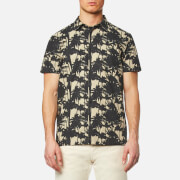 Edwin Men's Nimes Shirt - Beige/Black Print