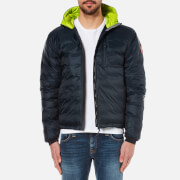 Canada Goose Mens Lodge Hoody  Blue  L
