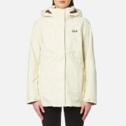 Jack Wolfskin Women's Mellow Range Flex Jacket - White Sand