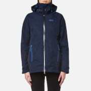 Jack Wolfskin Women's Colorado Flex Jacket - Midnight Blue