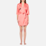 MINKPINK Women's Pillow Fighter Robe - Pink