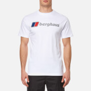 Berghaus Men's Block Logo 1 T-Shirt - White