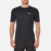 Berghaus Men's Tech T-Shirt - Black