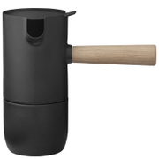 Stelton Collar Espresso Maker  Black