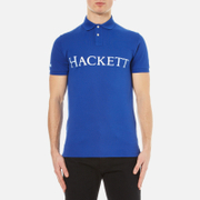 Hackett London Men's Chest Logo Polo Shirt - Bright