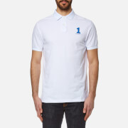 Hackett London Men's New Classic Polo Shirt - White