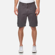 MUSTO Men's Ess Hybrid Combat Shorts - Charcoal