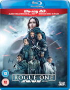 Rogue One: A Star Wars Story 3D (Includes 2D Version)