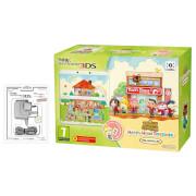 New Nintendo 3DS + Animal Crossing: Happy Home Designer Pack